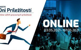 IAESTE Online Dni Príležitostí 2021